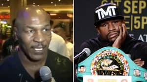 Mike Tyson Verbally Ends Floyd Mayweather For Believing He's Better Than Muhammed Ali Ever Was