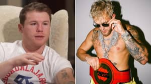 Canelo Alvarez Expresses Concern For Celebrities Trying To Forge Boxing Careers