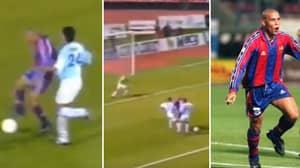 Ronaldo Nazario Scored His Greatest Ever Goal 22 Years Ago Today
