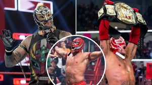 WWE Legend Rey Mysterio Is No Longer Under Contract With The Company