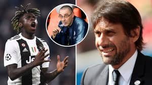 Moise Kean Could Snub Ajax And Everton Interest In Favour Of Joining Inter Milan