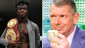 YouTube Star KSI Opens The Door For A 'Dream' WWE Debut After Logan Paul Clash
