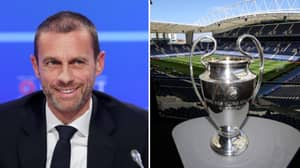 UEFA Decide To Scrap Away Goals In Club Competitions
