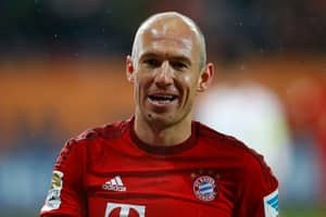 Arjen Robben Reveals Only Place He'd Leave Bayern Munich For