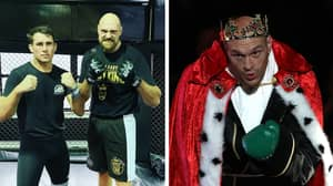 Tyson Fury Will Switch To MMA When He Retires From Boxing