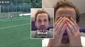 Harry Kane Rates SPORTbible Fans' Football Skills