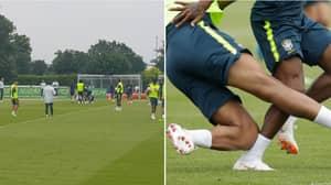 New Manchester United Midfielder Fred Injured In Brazil Training