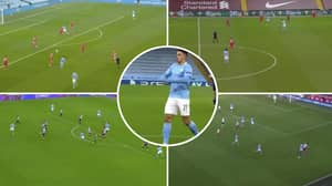Joao Cancelo's 2020/21 Highlights Show He's The Best Full-Back in The World