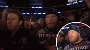 Brock Lesnar Was So Hyped For UFC 121 He Pushed A Cop During His Entrance