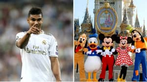 Casemiro Cancelled His Family Holiday To Disney World After Defeat To Atletico Madrid
