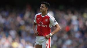 Chile List Alexis Sanchez At New Club In Latest Squad Announcement