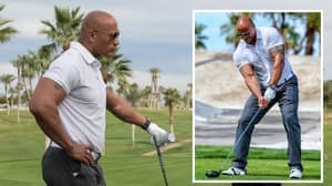 The Rock Claims He Came Close To Hitting The Longest Golf Drive Ever Recorded