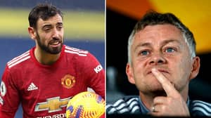 Manchester United Will Look Remarkably Different If They 'Sign The Players Bruno Fernandes Wants'