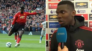 Paul Pogba Reveals Why He Changed His Penalty Run-Up Versus West Ham United