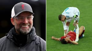 Liverpool Reportedly Interested In Sergio Ramos Despite Mo Salah Controversy