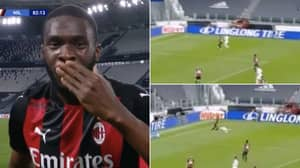 The Extraordinary Moment Fikayo Tomori Absolutely Bodied Cristiano Ronaldo During Defensive Masterclass