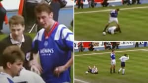 On This Day: Duncan Ferguson Becomes First Professional Player In Britain To Be Jailed For On-Field Incident
