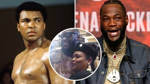Deontay Wilder Is The 'Greatest Boxer Of All Time,' Says Muhammad Ali's Ex-Wife