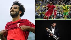 Mo Salah Twitter Thread Shows He's A Premier League's GOAT
