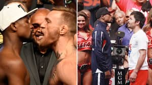 Floyd Mayweather 'Knows He'd Lose To Conor McGregor' In A Rematch
