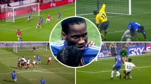 Didier Drogba Compilation Of '30 Goals Only He Could Score' Showed He Was 'Unplayable At His Best'