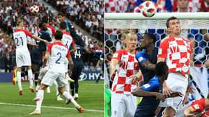 Mario Mandzukic Breaks The Most Unfortunate World Cup Record Ever