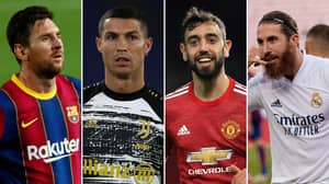 The Five Best Footballers In Every Position During 2020 Have Been Named