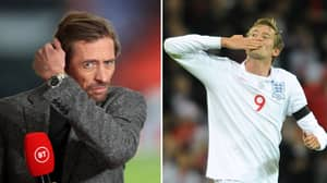 Peter Crouch: 'Every Time I Played For England I Felt I Was Going To Score'