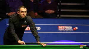 Ronnie O'Sullivan Knocked Out Of The World Championships