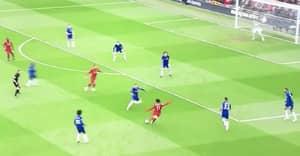 Liverpool Star Mohamed Salah Scores An Absolute Screamer Against Former Club Chelsea