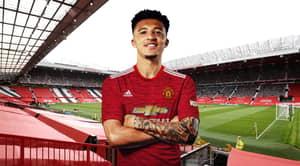 Manchester United & Borussia Dortmund Agree Fee For Jadon Sancho