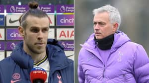 Gareth Bale Takes Dig At Jose Mourinho Over Tottenham's Negative Approach