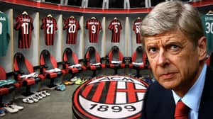 Arsene Wenger Close To Signing Deal To Become AC Milan Manager