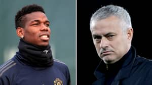 Jose Mourinho Wants One Juventus Player In Any Deal For Paul Pogba
