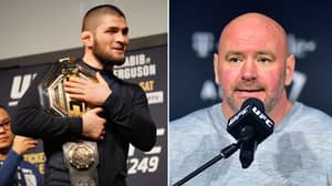 Dana White Confirms Khabib Nurmagomedov's Next Fight And Date