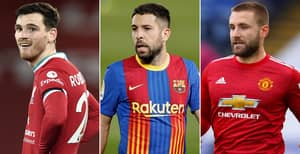 The Best Left-Backs In The World Have Been Named And Ranked