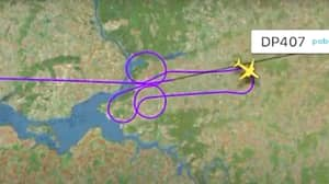 Investigation Launched After Pilots 'Draw Penis In The Sky'