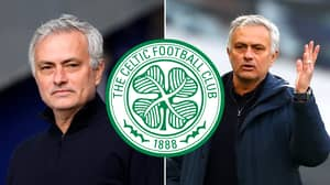 Jose Mourinho 'Approached' By Celtic Ahead Of Sensational Return To Management