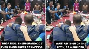 Remembering Paul Pogba's Rousing Pre World Cup Final Speech