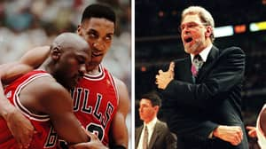 Scottie Pippen Accuses Legendary Chicago Bulls Coach Phil Jackson Of Being Racist