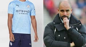 Leaked Manchester City 2020/21 Home Shorts Make The Kit Even Worse
