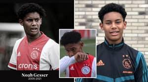 Ajax Youth Player Noah Gesser Dies In Tragic Car Accident