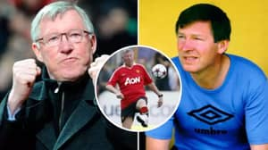 When Sir Alex Ferguson Brought Himself On And Got Sent Off In Friendly Game