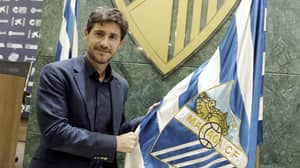 Malaga Have Suspended Their Manager After His X-Rated Video Is Leaked Online