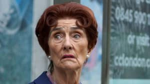Dot Cotton From 'EastEnders' Pops Up At WrestleMania