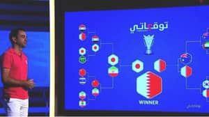 Xavi's Predictions For The Asian Cup Will Leave You Speechless