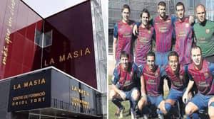Barcelona's Famous La Masia Academy 'Is Sick'