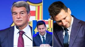 Only One Barcelona Player Voluntarily Reduced Their Salary Amid Lionel Messi's Emotional Exit