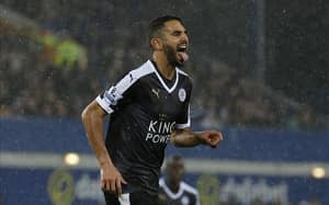 Riyad Mahrez Thought Spurs' Title Collapse Was Hilarious