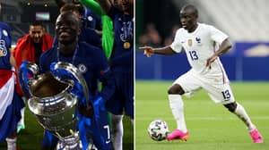 Chelsea Star N'Golo Kante Is 'The Best Player In The World' Right Now